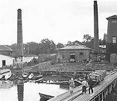 Вяртсильский завод, 1920 год
