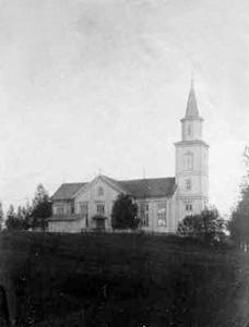 Лютеранская церковь, 1937 год