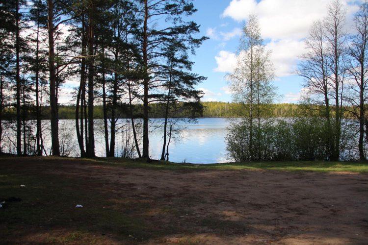 Озеро Утозеро (Инема)