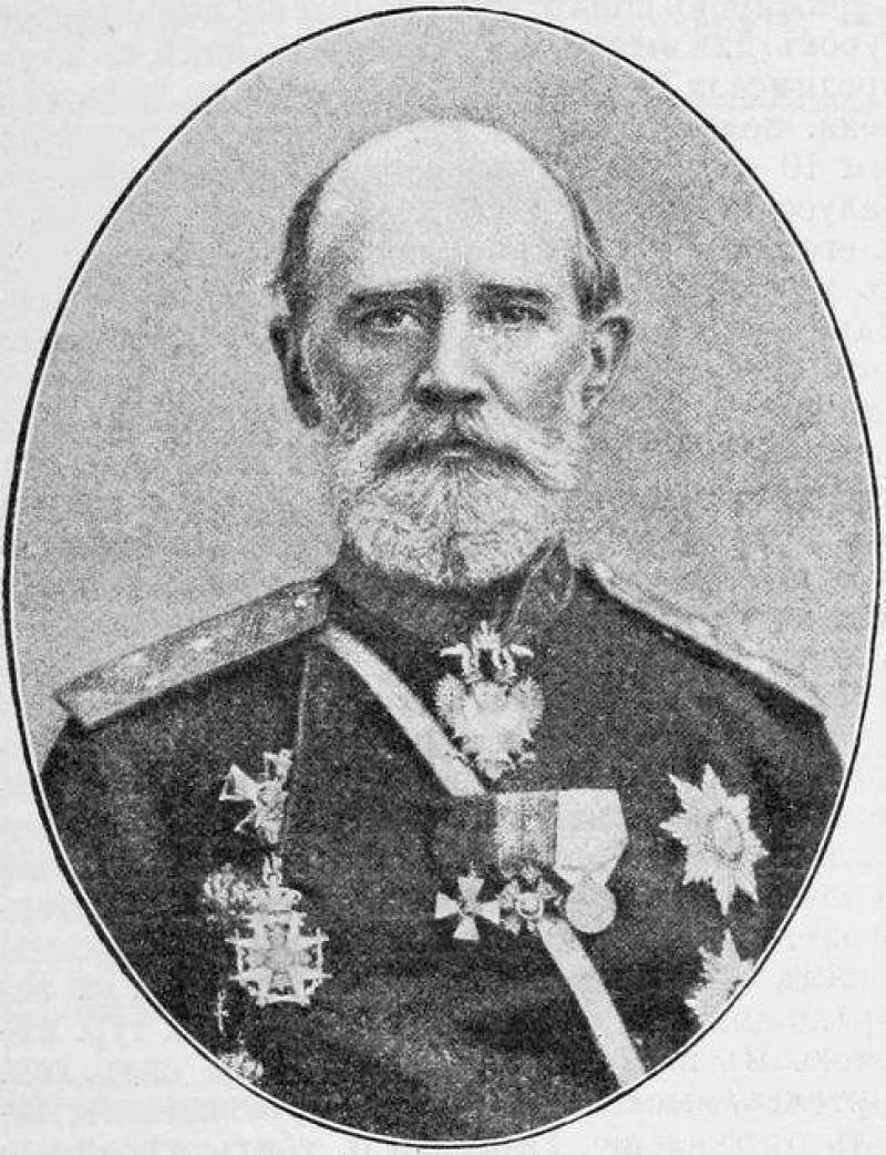Аксель Вильгельмович Гадолин