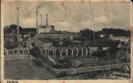 Вяртсильский завод, 1930