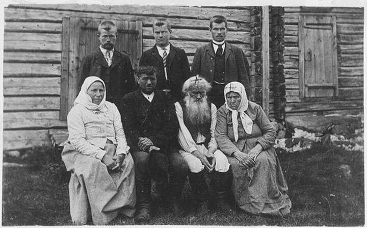 Семья Петри Шемейкка