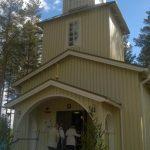 Современная церковь Иоанна Крестителя в Нильсия.