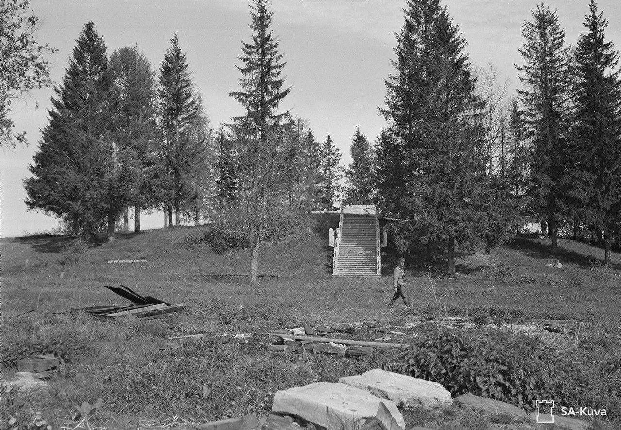 Кровь земли карельской. Борисов И. В., изображение №7