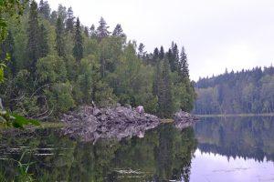 Гора Росвокаллио,  Ристриярви