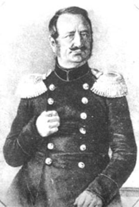 Григорий Андреевич Иосса