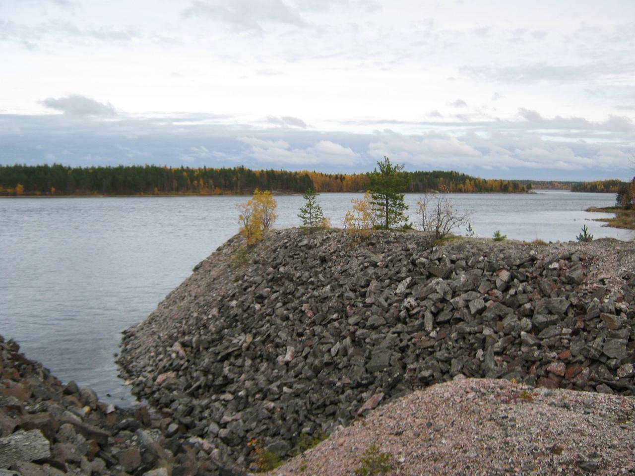 Геологические экскурсии на побережье Чупинского залива Белого моря. Автор Борисов И. В., изображение №6