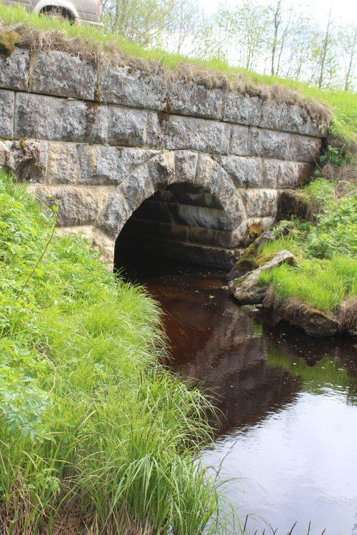 Финский мост на р. Федоровка