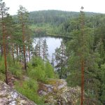 Треугольное озеро