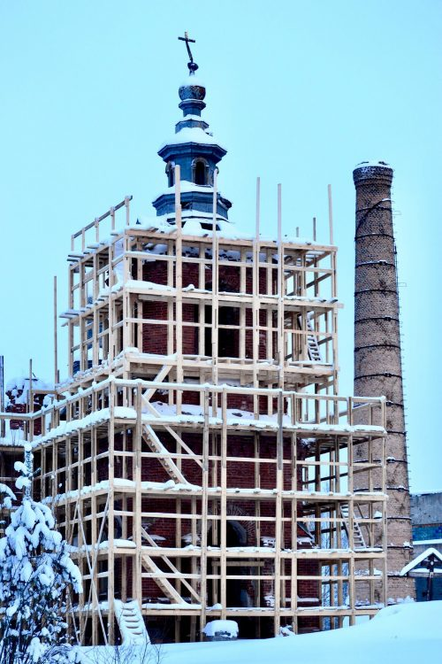 Германовский скит на острове Сюскюянсаари (церковь Александра Невского)