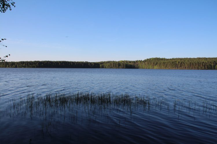 Озера Рыбное и Пигаярви