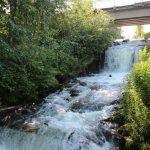 Кончезерский водопад