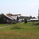 Туристическая деревня Верхние Мандроги