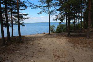Озеро Пальвозеро