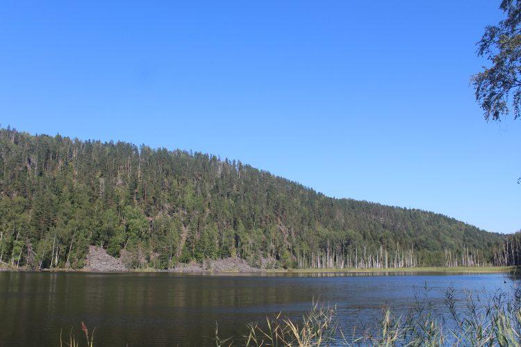 Озеро Хауккаярви