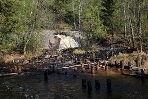 Водопад Нижний Койриноя