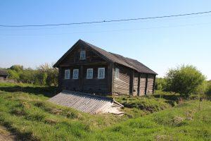 Деревня Большая Сельга, Олонецкий район, Карелия