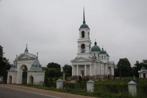 Церковь Рождества Христова, Надкопанье