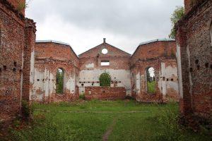 Лютеранская церковь, Лахденпохья