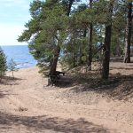 Пляжи Ладоги, Видлица