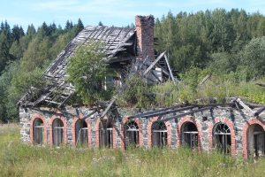 Развалины в Рюттю