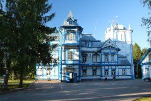 Усадьба в Колчаново