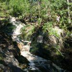 Порог Ворошилка, он же Пьюхинкоски (Poyhinkoski) расположен на реке Пукамонйоки (Pukamonjoki) недалеко от поселка Импилахти.