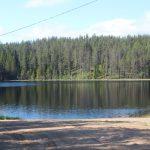Озеро Корттеэнвалкко, Ихала