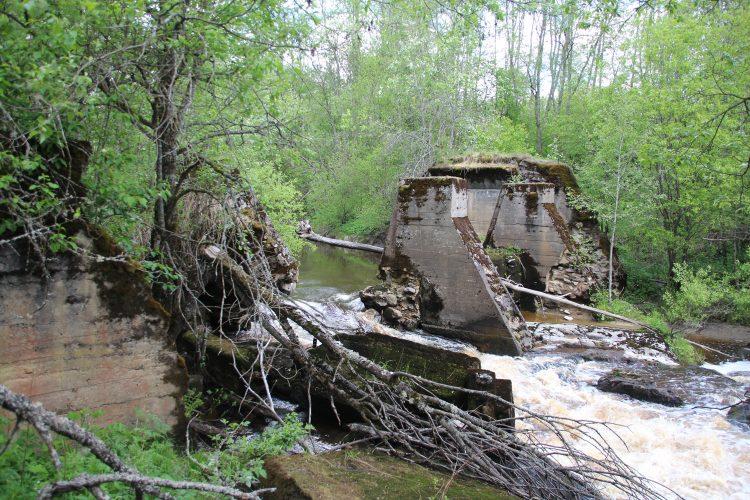 Верхняя Плотина Отсанлахти