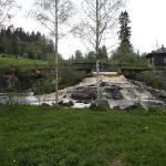 На реке Соскуанйоки (Soskuanjoki), в поселке Соскуа стоят руины старой мельницы Валтион (фин. Valtion)