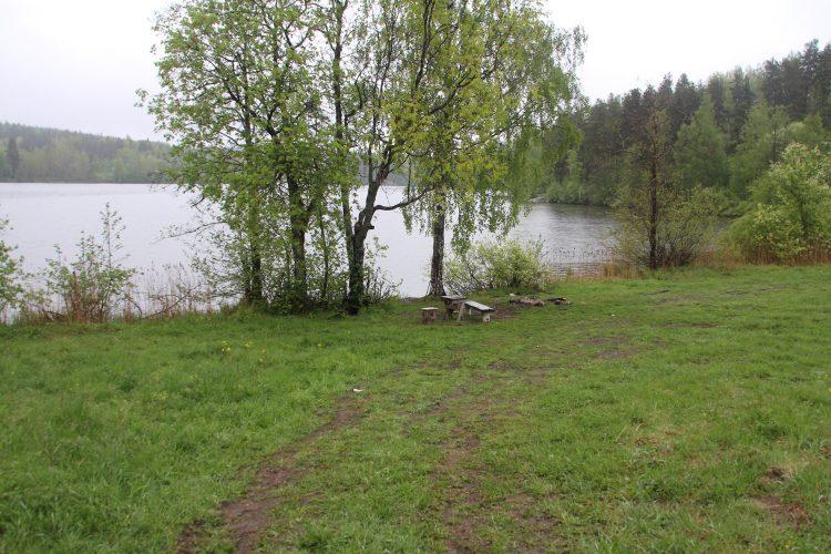 Озеро Сиесмаярви