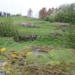 Руины плотин в Терву