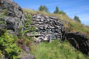 Финские укрепления, Медвежьегорск
