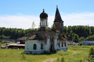 Церковь Казанской Богоматери, Белая гора
