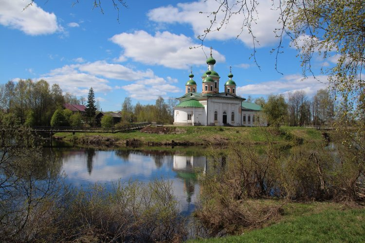 Собор Смоленской иконы Божией Матери в Олонце