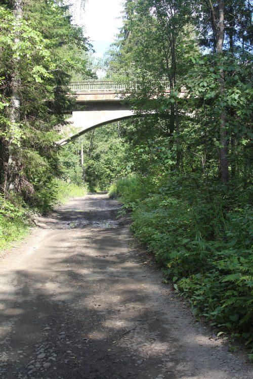 рядом изображением железнодорожный мост ляскеля фото захарова поделилась