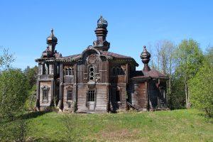 Церковь Елисея Пророка, Сидозеро