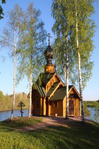 Сяндемский Успенский женский монастырь