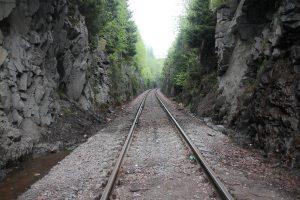 Железнодорожная выемка Импилахти