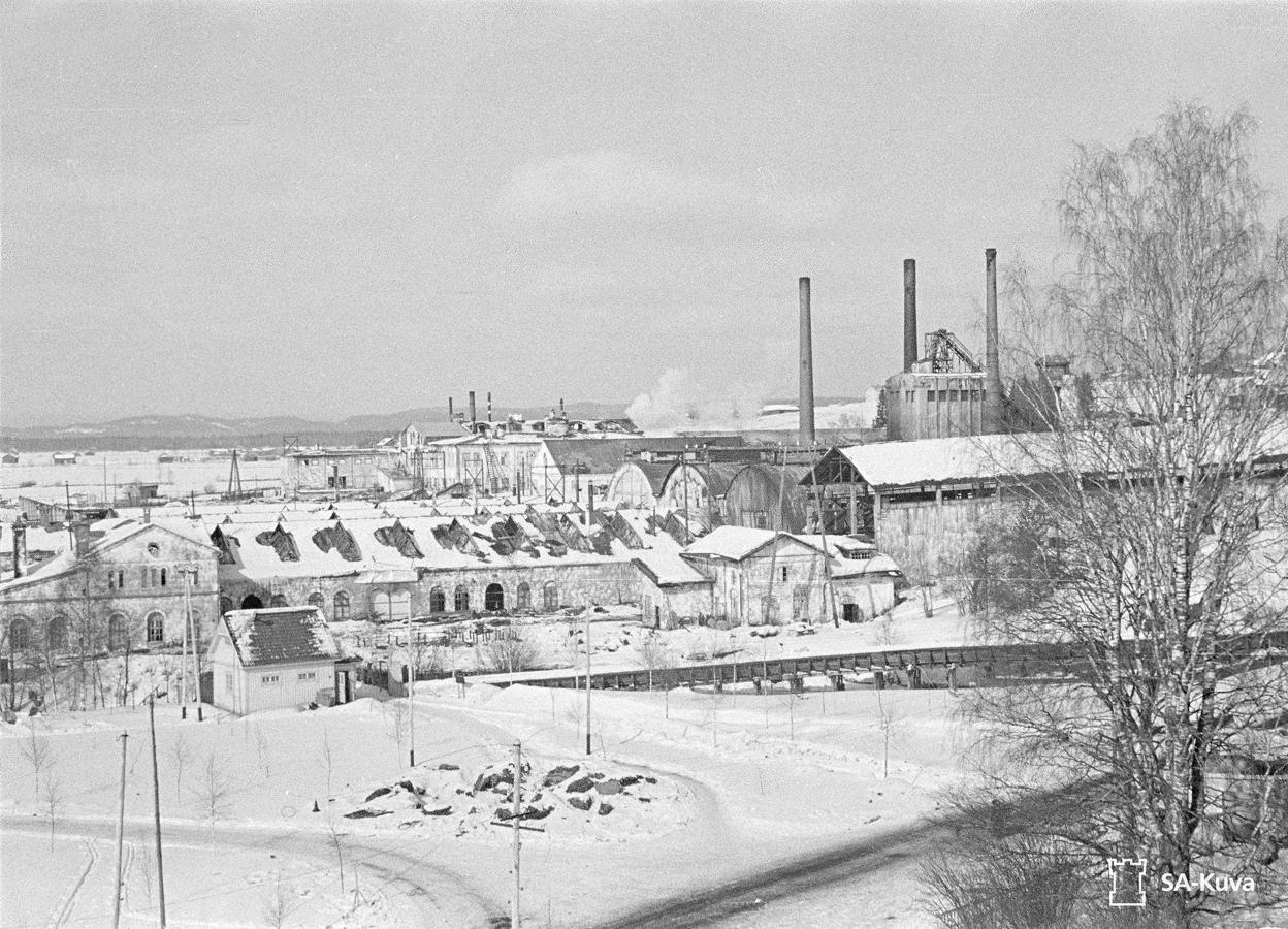 Метизный завод, 25 марта 1940 год