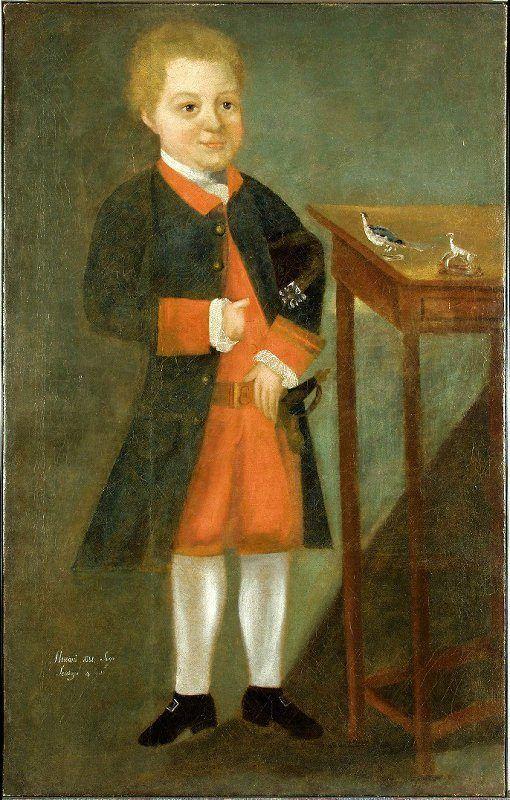 Портрет Всеволода Омельянова (примерно 1781 г.)