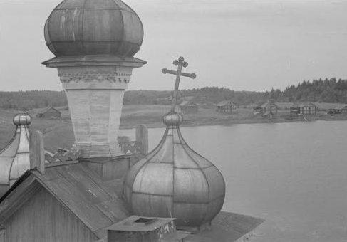 Церковь Елисея Пророка, 1942 год