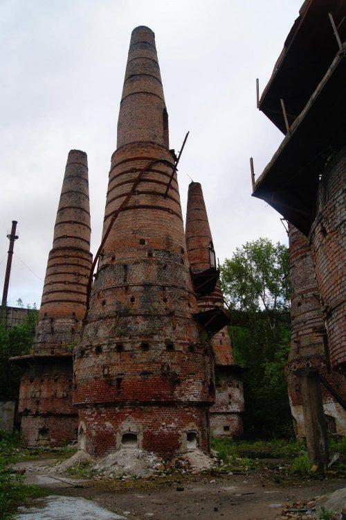 Рускеальский завод