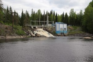 ГЭС Рюмякоски