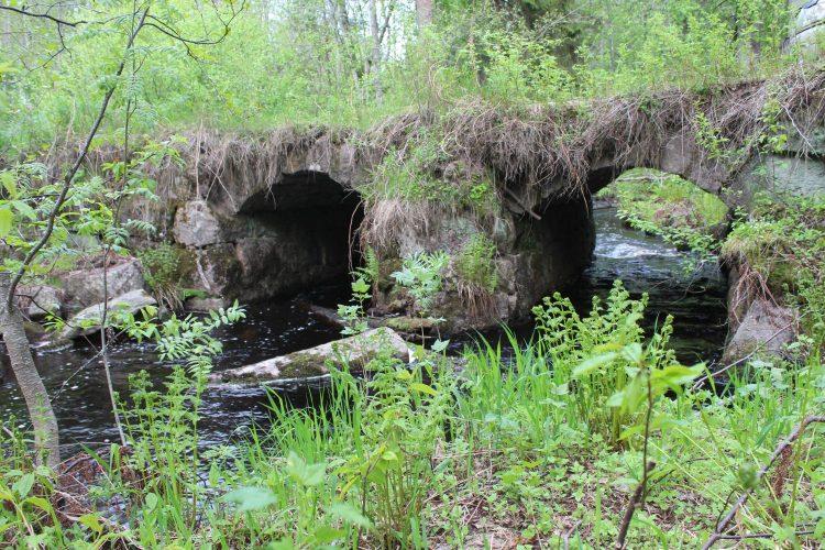 Мост на реке Фодоровка