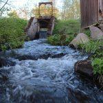 Плотина в Приладожском