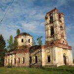 Церковь в Салми