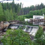 ГЭС Пиени-юканкоски, Салми