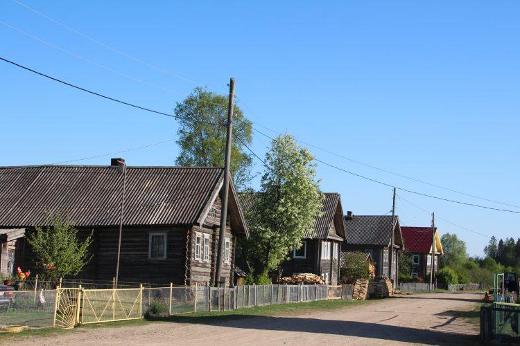 Деревня Большая Сельга