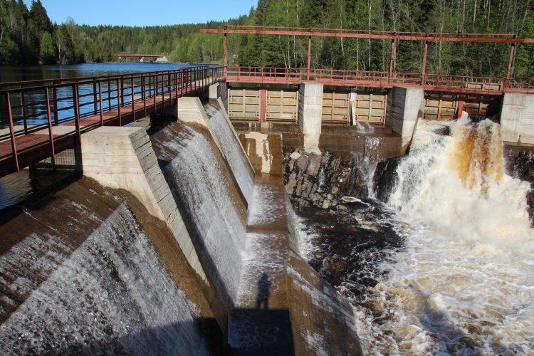 ГЭС Хямекоски